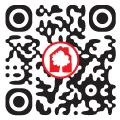 QR-kode til laerkebo.net